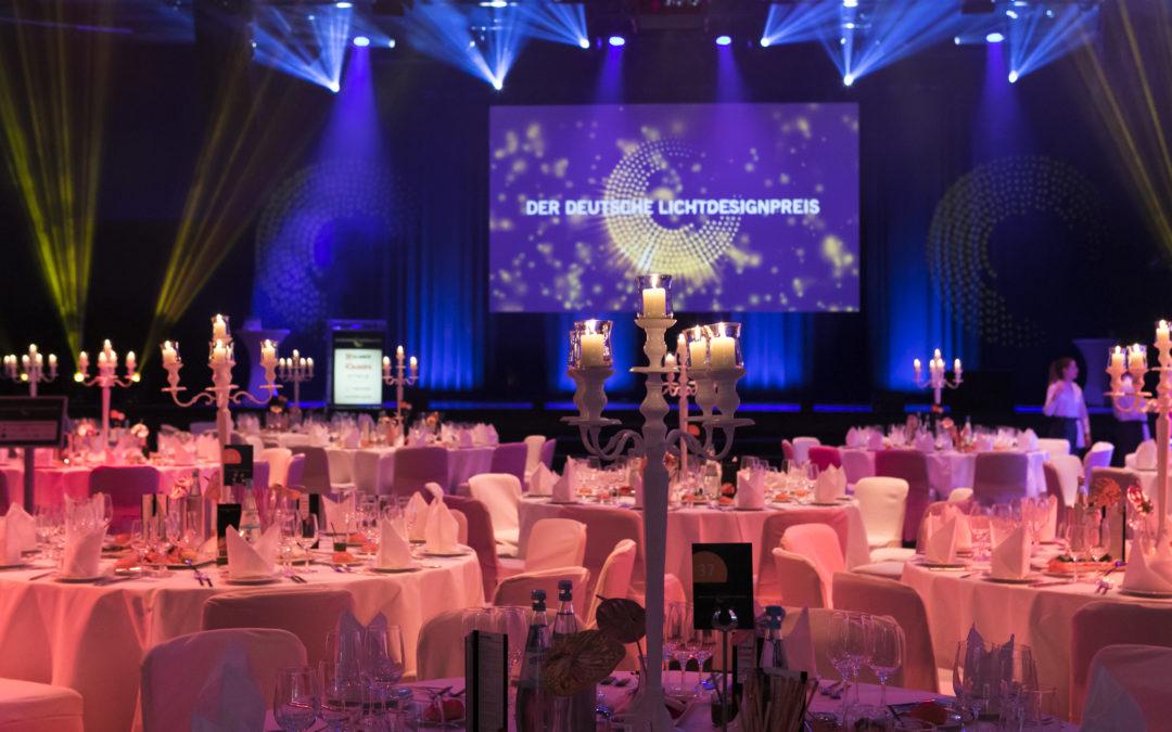 Die Gewinner des Deutschen Lichtdesign-Preis 2018 stehen fest