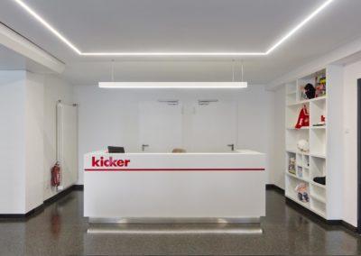 Kicker Gebäude Olympia Verlag
