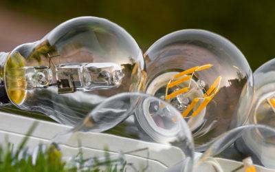 Halogenlampen-Verbot: Was Sie ab dem 01. September 2018 wissen sollten