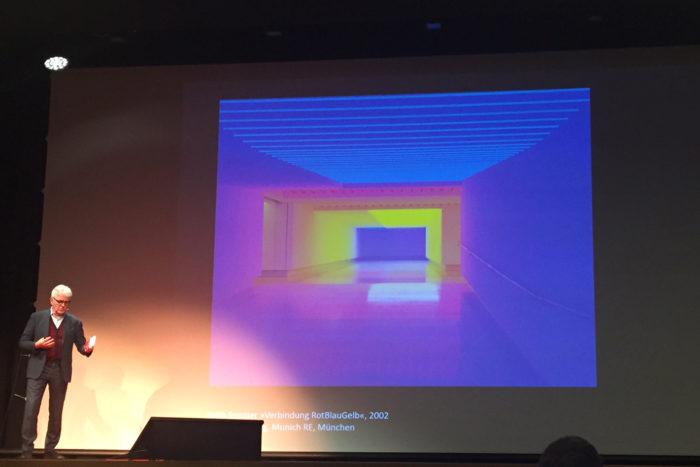Lichtarchitektur Kongress Lindau
