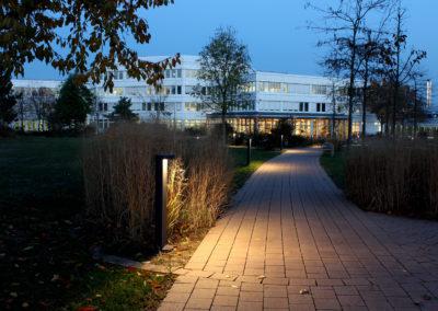Schwan STABILO Gartenanlage