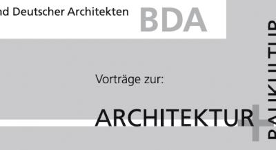 Architektur + Baukultur
