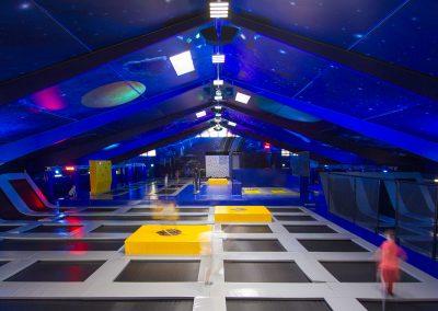 Cosmic Arena – Trampolinhalle in Fulda