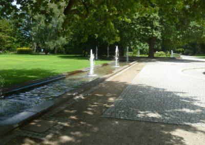 Fontänenhof Stadtpark Fürth